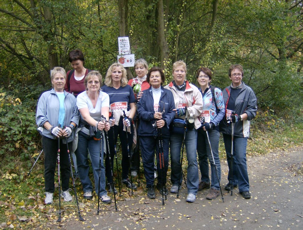 Nordic Walking, TV Ransbach